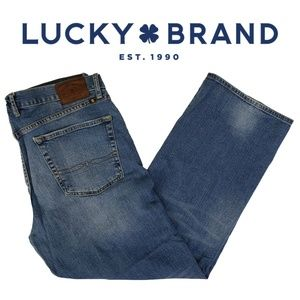 LUCKY Brand Men's 361 Vintage Straight Jeans 36 30
